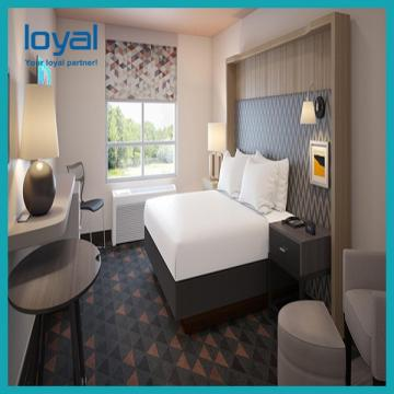 Customized interior wall panels hotel fixed furniture