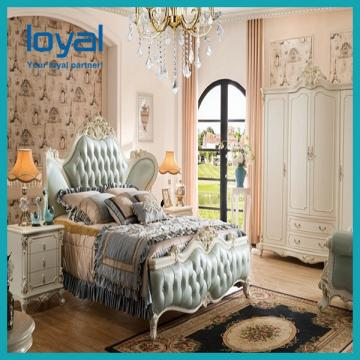 Chinese Style Antique Hotel Furniture,Standard Double Room Furniture